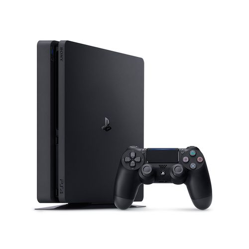 PlayStation 4 Slim - 1TB Gaming Console - Black (Region 1)