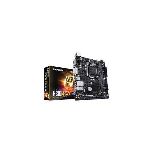 Gigabyte Intel H310M S2V Coffee Lake Micro ATX Motherboard