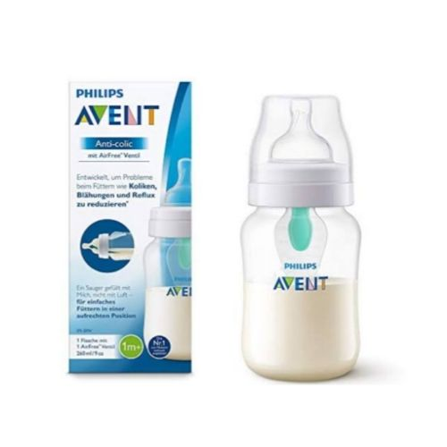 سعر Philips Avent Anti-Colic Feeding Bottle - 330ml فى مصر | جوميا