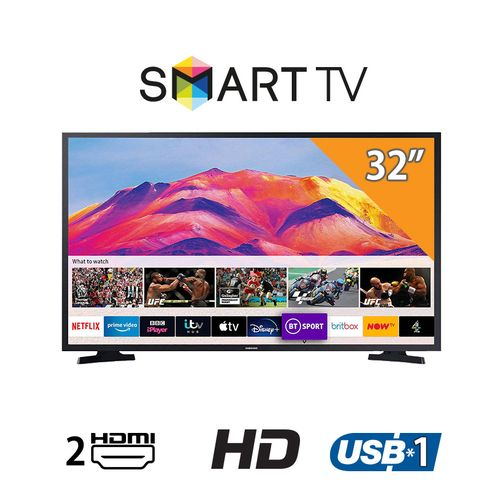 UA32T5300 - 32-inch HD Smart TV With Built-In Receiver