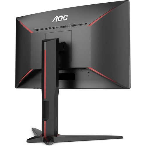 Aoc C24G1 - 24-inch Curved FHD LED Frameless Gaming Monitor