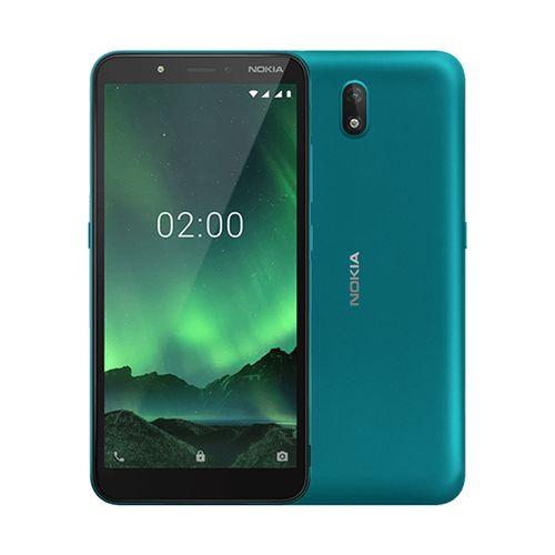 C2 - 5.7-inch 16GB/1GB Dual SIM 4G Mobile Phone - Cyan