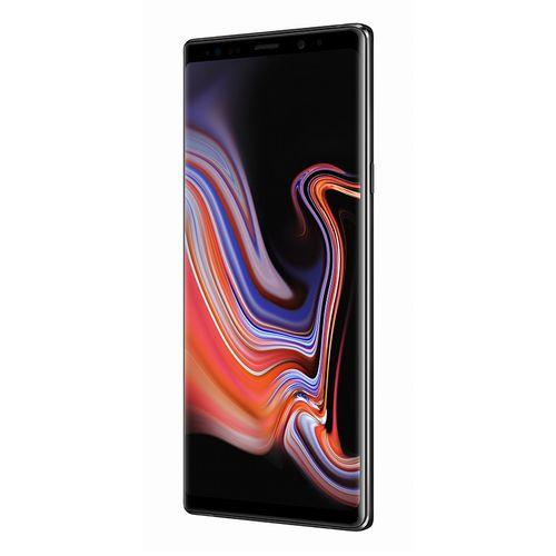 Samsung Galaxy Note9 - موبايل 6.4 بوصة - 512 جيجا - ثنائي الشريحة - أسود