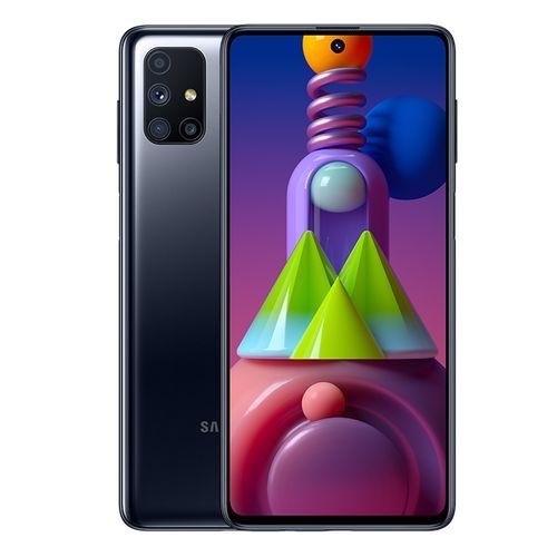Samsung Galaxy M51 - 6.7-inch 128GB/8GB Dual SIM 4G Mobile Phone - Black