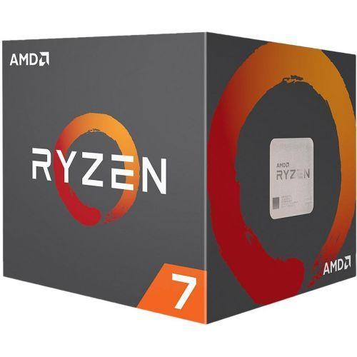 Amd YD2700BBAFBOX - Ryzen 7 2700 Processor With Wraith Spire LED Cooler