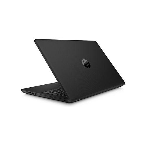 HP 15-rb001ne لاب توب- معالج AMD E2 - 4 جيجابايت رام - هارد ديسك 500 جيجابايت - شاشة 15.6 بوصة - معالج رسومات AMD - DOS - أسود