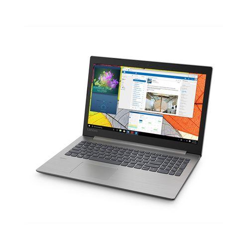 Lenovo IdeaPad 330-15AST لاب توب - AMD A4 - رام 4 جيجا - هارد 1 تيرا - 15.6 بوصة - HD - معالج رسومات AMD - DOS - رمادي