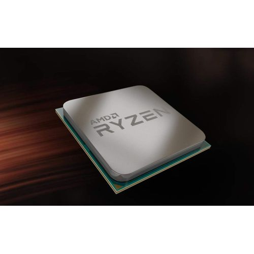 Amd Ryzen 5 1600 6-Core 12-Thread Desktop Processor With Wraith Spire Cooler (no LED)