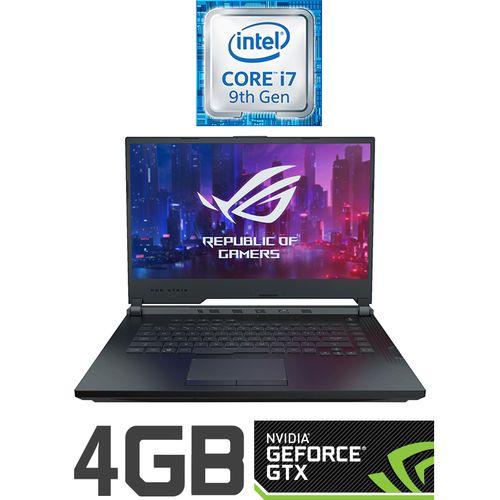 Asus ROG Strix G531GT Gaming Laptop - Intel Core I7 - 16GB RAM - 512GB SSD - 15.6-inch FHD - 4GB GPU - Windows - Black