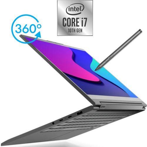 Yoga C940-14IIL 2-in-1 Laptop - Intel Core I7 - 16GB RAM - 512GB SSD - 14-inch UHD Touch - Intel GPU - Windows 10 - English Keyboard - Mica