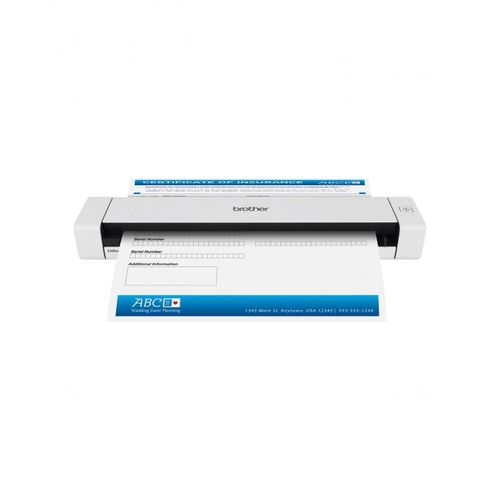 Shop Brother Ds 620 Compact And Lightweight Mobile Color Page Scanner Compatible With Br Receipts Jumia Egypt