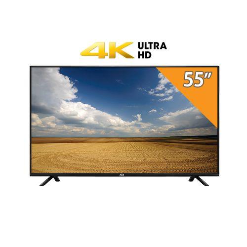 شاشة Ultra HD 4K - 55 بوصة
