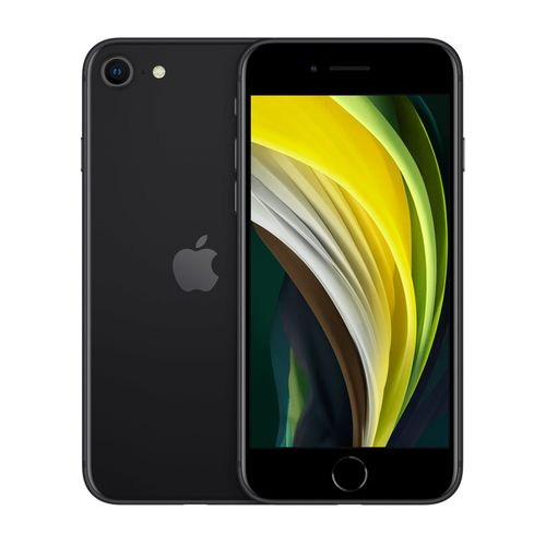 Apple iPhone SE (2020) with FaceTime - 128GB - Black
