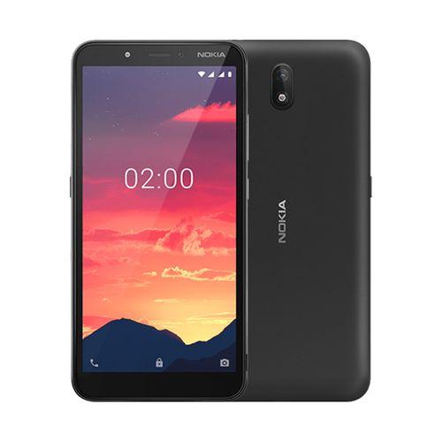 C2 - 5.7-inch 16GB/1GB Dual SIM 4G Mobile Phone - Charcoal
