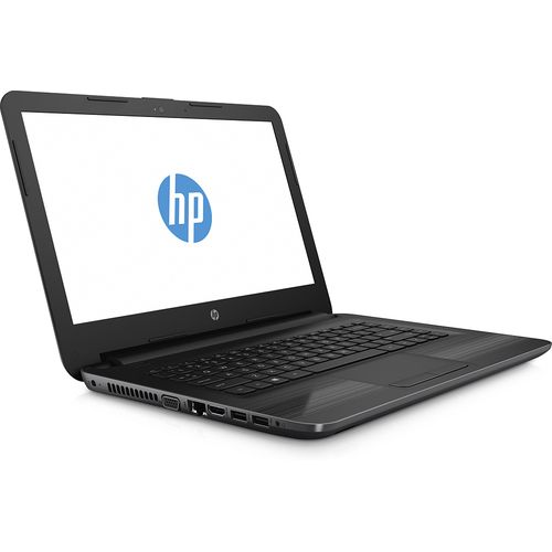 HP 245 G5 لاب توب - AMD A6 - رام 4 جيجا - هارد 500 جيجا - 14 بوصة HD - مُعالج رسومات AMD - Windows 10 Pro - أسود
