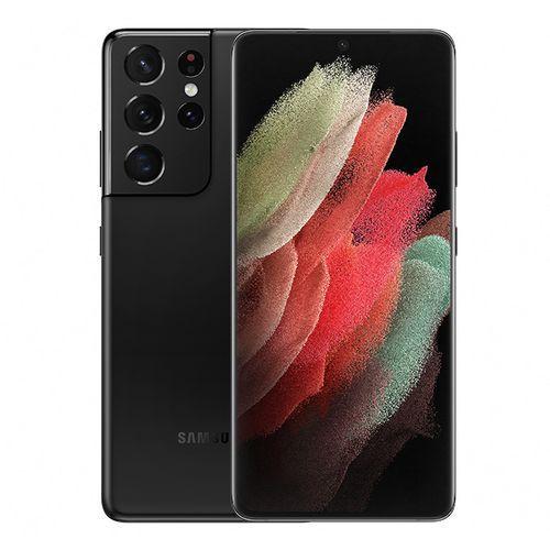 Galaxy S21 Ultra - 6.8-inch 256GB/12GB Dual SIM 5G Mobile Phone - Phantom Black
