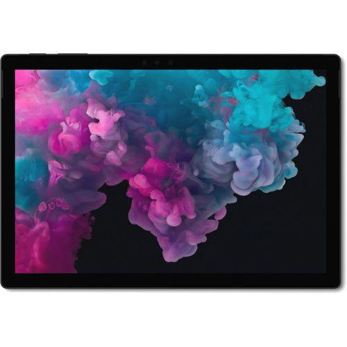 Microsoft Surface Pro 6 - Intel Core I7-8650U - 8GB RAM - 256GB SSD - 12.3-inch Touch - Intel GPU - Windows 10 Home - Black