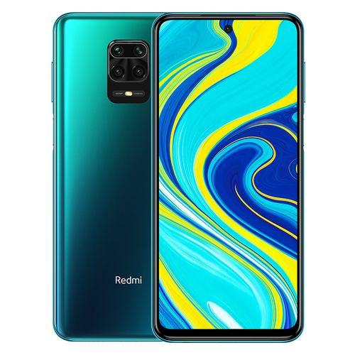 Redmi Note 9S - 6.67-inch 128GB/6GB Dual SIM Mobile Phone - Aurora Blue