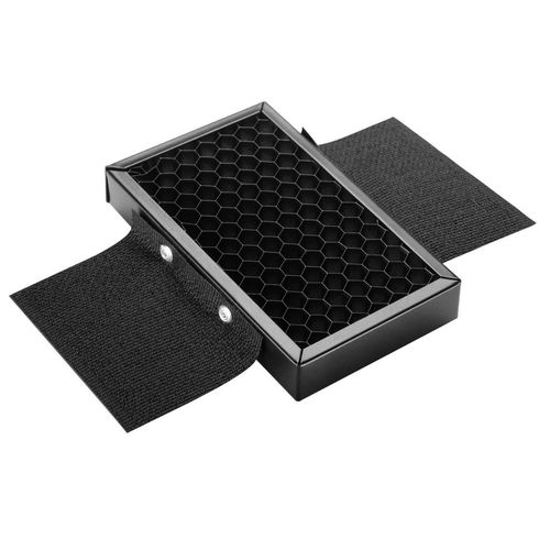 product_image_name-Generic-TA Universal Honeycomb Cover Speed Grid For Flashlight External Camera Diffuser-1