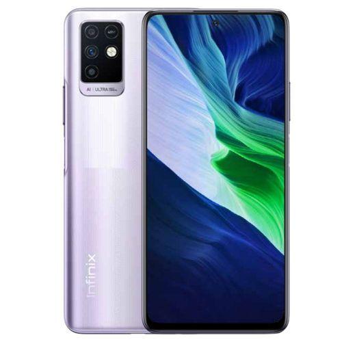 Note 10 - 6.95-inch 128GB 6GB Dual SIM 4G Mobile Phone - Purple