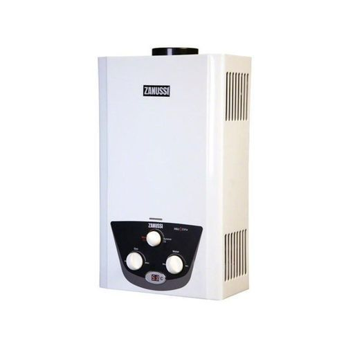 Zanussi سخان مياه غاز - 10 لتر Zyg10122Wb