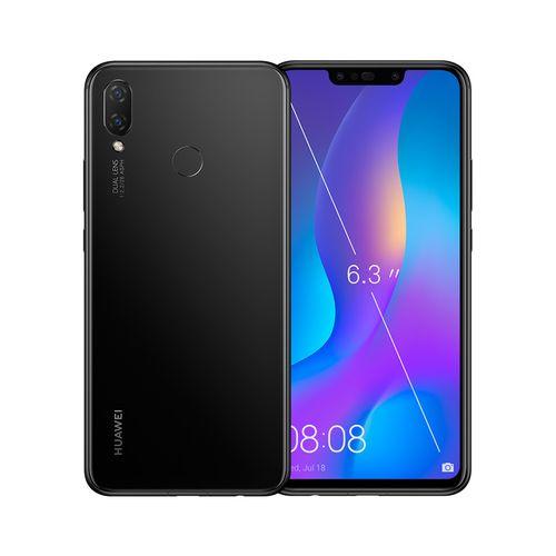 Nova 3i - 6.3-inch 128GB Mobile Phone - Black