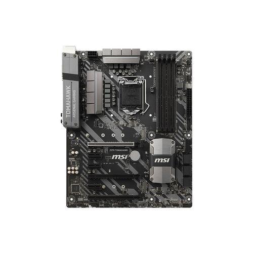 MSI Z370 TOMAHAWK Socket LGA 1151 Motherboard