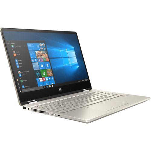 HP Pavilion X360 14m-dh1003dx Convertible Laptop - Intel Core I5-10210U - 8GB RAM - 256GB SSD - 14-inch FHD Touch - Intel GPU - Windows 10 - English Keyboard