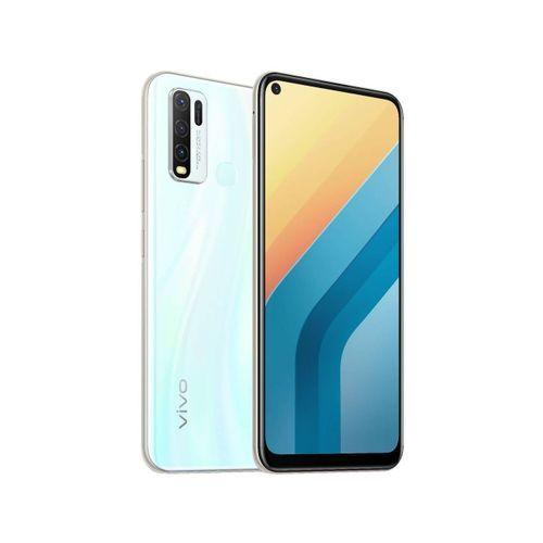 Y30 – 6.47-inch - 128GB/4GB – 4G Mobile Phone – Moonstone White