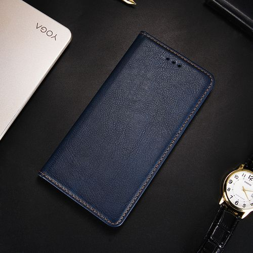 Samsung Galaxy S20+ / S20 Plus Case Wallet Phone Case Cover - Blue