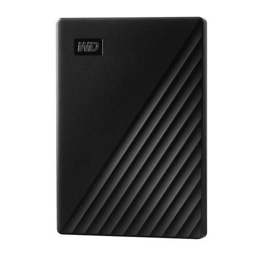 4TB My Passport USB 3.0 External 2.5-inch HDD - Black