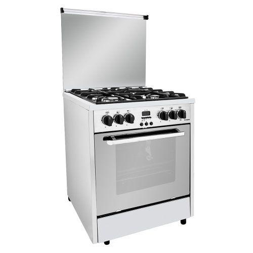 Fresh 65 Cm - 3510 Professional Freestanding Cooker - 4 Burners