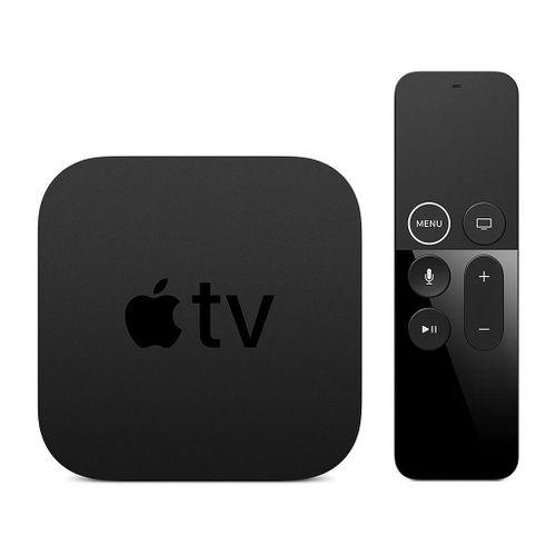 TV 4K With Siri Black (latest Model)