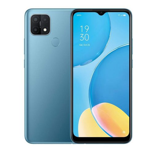 A15 - 6.52-inch 32GB/2GB Dual SIM 4G Mobile Phone - Mystery Blue