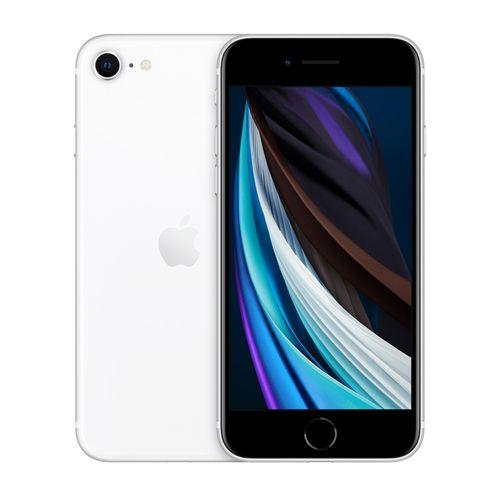 سعر ومواصفات أفضل موبايل ايفون Apple آيفون SE (2020) مع فيس تايم - سعة 128 جيجا - أبيض من جوميا مصر