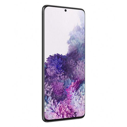 Samsung Galaxy S20+ - 6.7-inch 128GB/8GB Dual SIM 4G Mobile Phone - Cosmic Black + Gifts