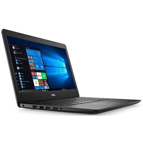 DELL Inspiron 14-3493 Slim Laptop - Intel Core I5 - 8GB RAM - 1TB HDD + 128 SSD - 14-inch HD - Intel GPU - Windows 10 - Black