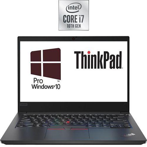 Lenovo Thinkpad E14 Laptop - Intel Core I7 - 8GB RAM - 1TB HDD - 14-inch FHD - 2GB GPU - Windows 10 Pro - Black