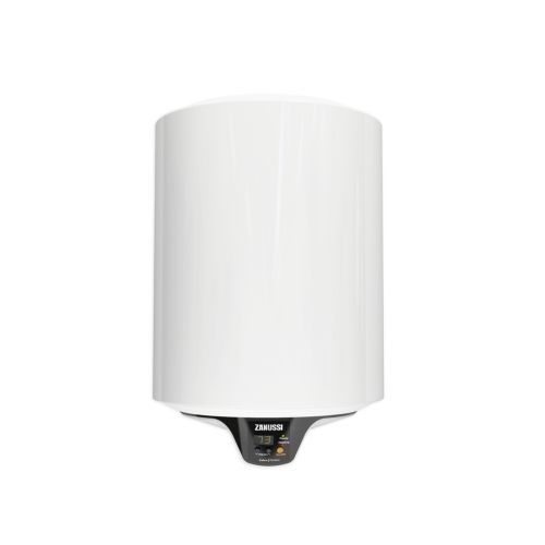 Zanussi سخان مياه ديجيتال كهربائي اقتصادي – 50 لتر - أبيض