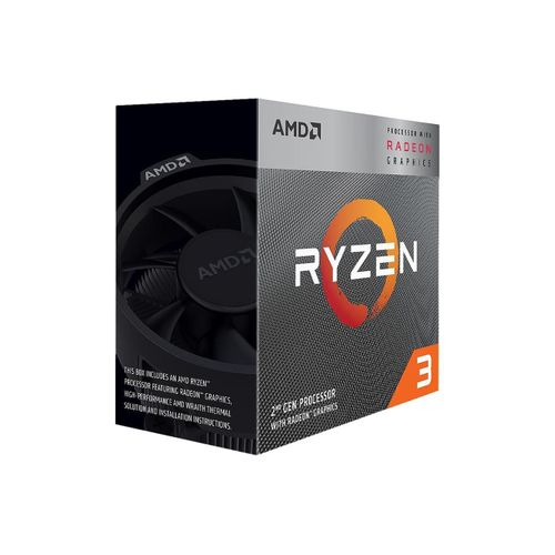 Amd Ryzen 3 3200G - 4-Core 3.6 GHz Socket AM4 Desktop Processor