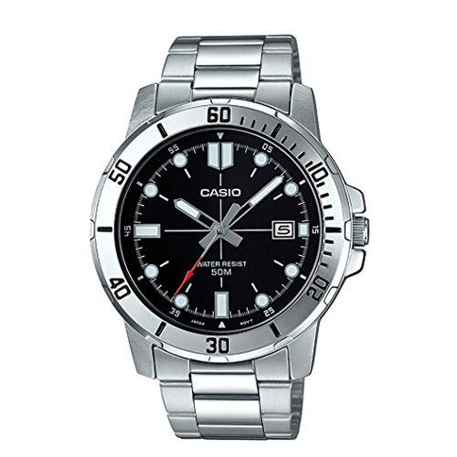 Casio MTP-VD01D-1EVUDF Fashionable Casual Watch