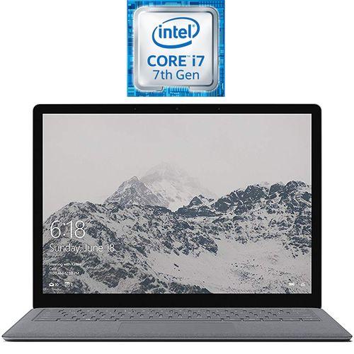 سعر Microsoft لابتوب Surface - Intel Core I7 - 8 جيجابايت رام - 256  جيجابايت SSD - لمس FHD 13.5 بوصة- Intel GPU - Windows 10 Pro - لوحة مفاتيح  باللغة الإنجليزية فى مصر | جوميا مصر | كان بكام