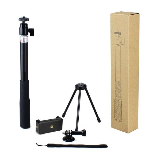 "product_image_name-Generic-TA 36 Selfie Stick With Tripod Extendable Cellphone Action Camera Grip Holder""-1"