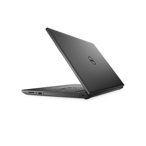 DELL Inspiron 15-3565 لاب توب - AMD A9 - 4 جيجا بايت رام - 500 جيجا بايت درايف هارد ديسك - 15.6-بوصة HD - AMD مُعالج رسومات - Ubuntu - أسود