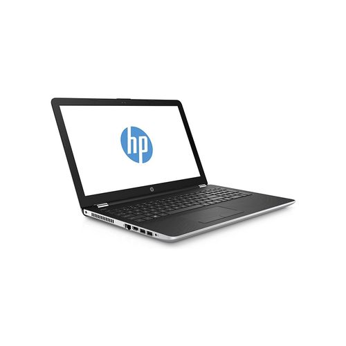 HP 15-bs110ne لاب توب - انتل كور i5 - رام 8 جيجا - هارد HDD 1 تيرا - شاشة HD 15.6 بوصة - رسومات 4 جيجا - DOS - فضي