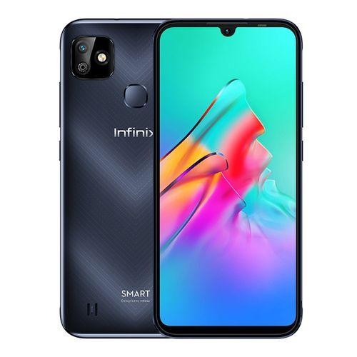Smart HD 2021 - 6.1-inch 32GB/2GB Dual SIM Mobile Phone - Obsidian Black