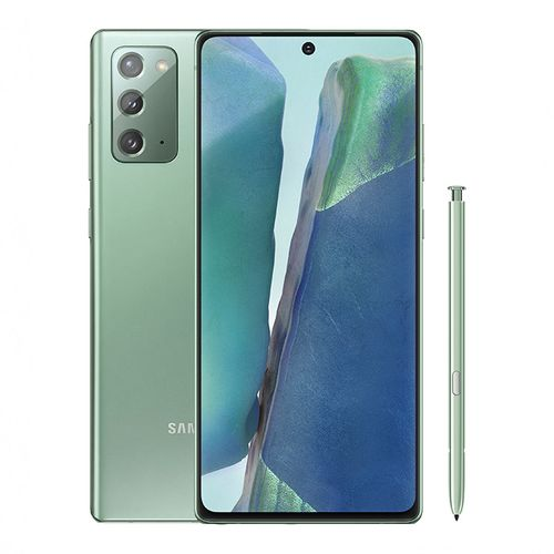 Galaxy Note20 - 6.7-inch 256GB/8GB Dual SIM 4G Mobile Phone - Mystic Green
