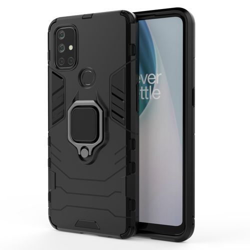 Oneplus Nord N10 5G Case Cover With Filp - Black