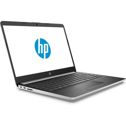 HP لاب توب 14-cf0012dx - معالج Intel Pentium - 4 جيجابايت رام - هارد ديسك 128 جيجابايت - شاشة 14 بوصة عالية الجودة - معالج رسومات Intel - Windows 10 - فضي