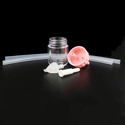 Baby Safe Nose Cleaner Vacuum Suction Nasal Mucus Runny  Aspirator Inhale HI